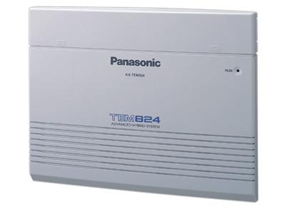 Panasonic analogova pobocka ustredna KX-TES824CE