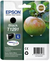 Epson atrament S SX425W/SX525WD/BX305F/BX320FW/BX625FWD/BX925FWD black