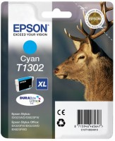 Epson atrament S SX525WD/BX305F/BX625FWD/BX925FWD cyan