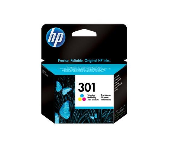 HP náplň č. 301 farebná