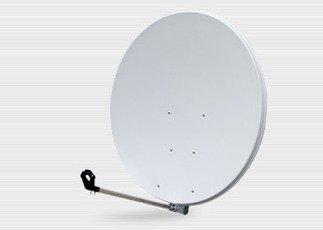 satelitná parabolická anténa priem. 80cm