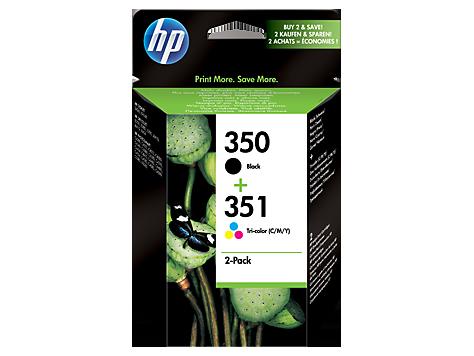 HP náplne č.350/351 kombinované balenie