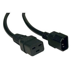 IEC 10/16A cord set for Eaton STS 16