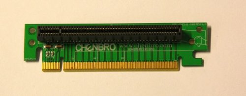 Chenbro Riser, 1-Slot, PCI-e 16x, ES341