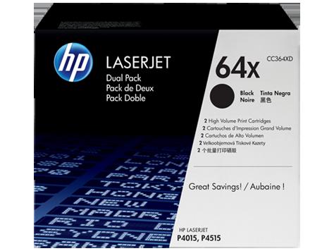 HP Black Toner LaserJet P4014/P4015/P4510 24000 strán - duopack