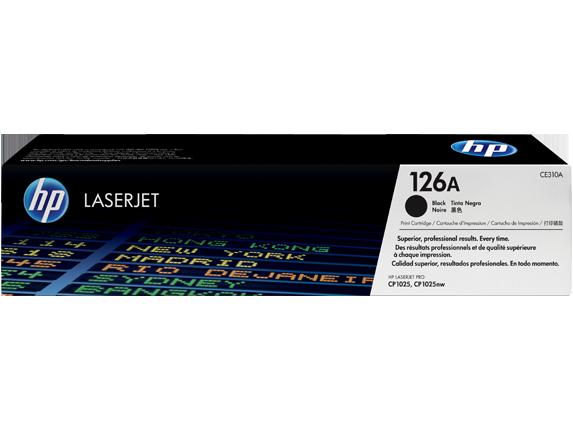 HP toner čierny HP126 (1200str)