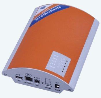 2N UMTS OfficeRoute, 1x UMTS, 3x MC55