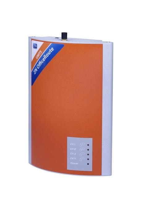 2N OfficeRoute 1xUMTS, 1xFXS, 100-240V EU plug