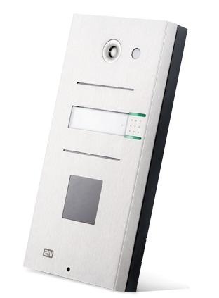 2N Helios IP Vario, 1 tlačítko + kamera