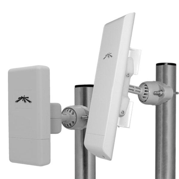 NanoBracket Universal - držiak pre zariadenia UBNT na stenu alebo konzolu