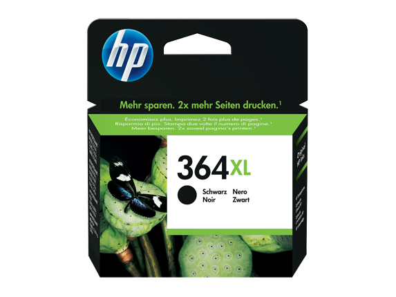 HP 364XL Black Ink Cartridge /550str/