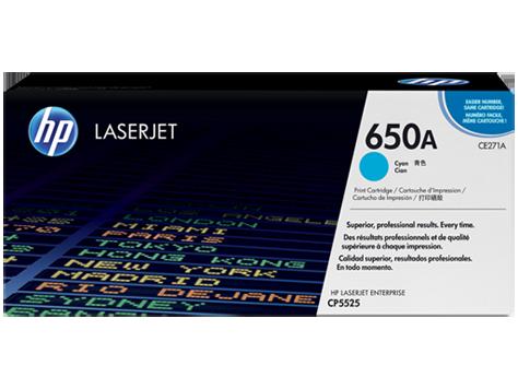 HP toner azúrový pre Color LaserJet
