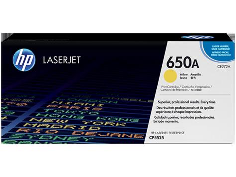 HP toner žltý pre Color LaserJet