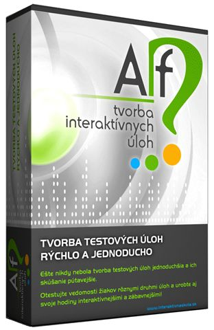 ALF - software pre interaktivnu vyuku - DEMO