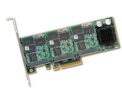 LSI WarpDrive SLP-300 SSD Acceleration Card 300GB PCI Express®