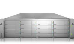 Promise Vtrak E630f-Dual, 16TB 3U Rack 6Gb SASII 8x 2TB 7k2 NL-SAS HDD Dual FC 4ports 8Gbps