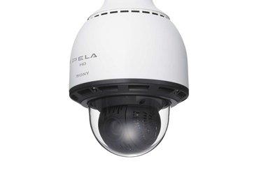 SONY RH164 IP kamera (MPEG4/MJPEG/H264, CMOS, 1Mpix -1280*720; PoE)