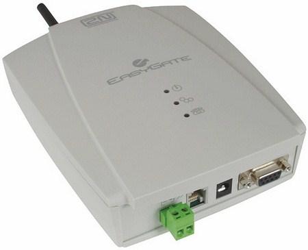 2N EasyGate 1xGSM, FXS port, 100-240V/0,5A EU plug