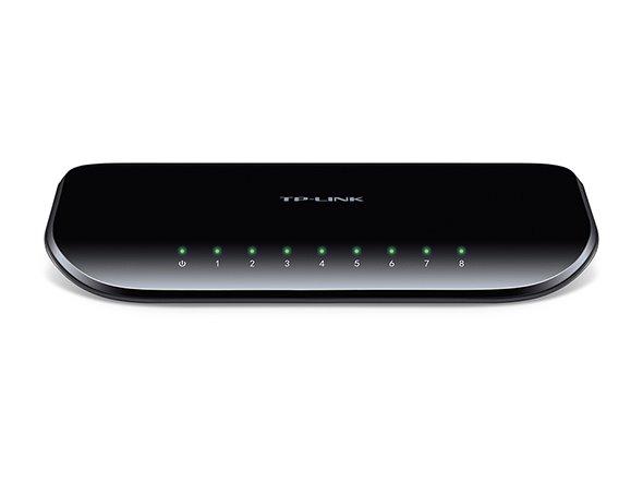 TP-LINK TL-SG1008D 8 x 10/100/1000 Mbs