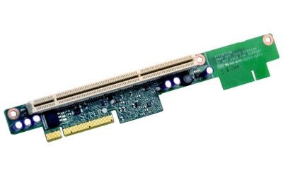 Supermicro 1U - PCI-E x8 1 PCI-X (133/100/66/33 MHz)