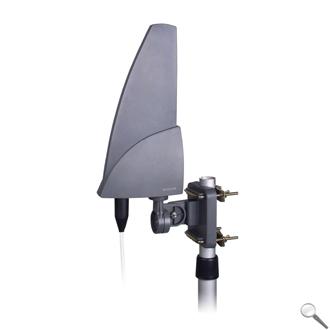 EVOLVEO aktívna vonkajšia anténa DVB-T SHARK 35dB