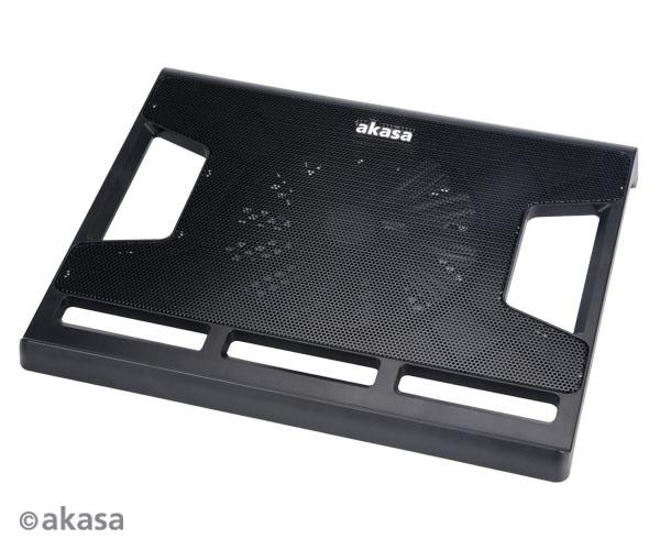 AKASA AK-NBC-32 Quasar chladič pre notebook do 17