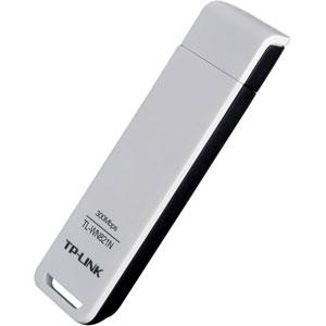 TP-LINK TL-WN821N, bezdrátový USB klient, 2.4GHz, 802.11n, Atheros 300Mbps