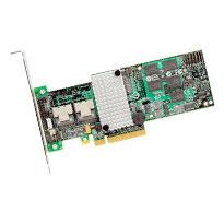 LSI SAS 9200, PCI-E 6Gb/s, SATA/SAS HBA 8-ch, sgl