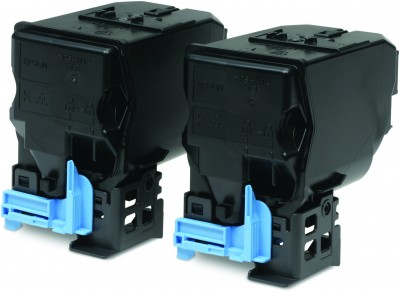 Epson toner AcuLaser C3900/CX37 double-pack black