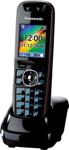 Panasonic KX-TGA850FXB prislus. k bezsnur. tel. / mikrotel.+nabijacka cierna