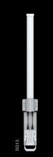 Ubiquiti AirMax 5Gzh 13 dBi 360 stupňov ( všesmerová anténa s rocket príslušenstvom, bez rocket)