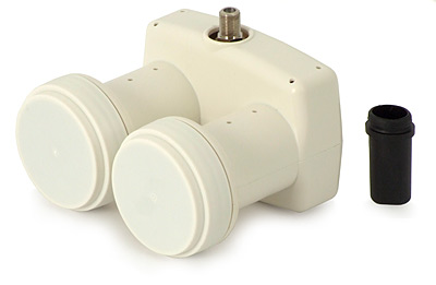 Inverto LNB monoblock - single (1xF)