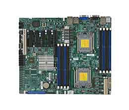 Supermicro MB Opteron41xx H8DCL-IF AMD SP5100 IG 2xGLAN RAID