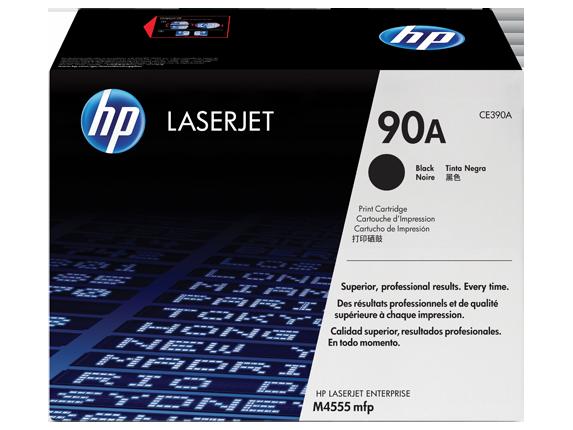 HP toner čierny HP90A
