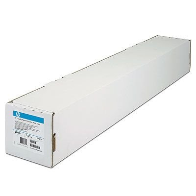 HP Durable Display Film Q6620B - Biely Nepriehladný film - Role (91.4 cm x 15.2 m)