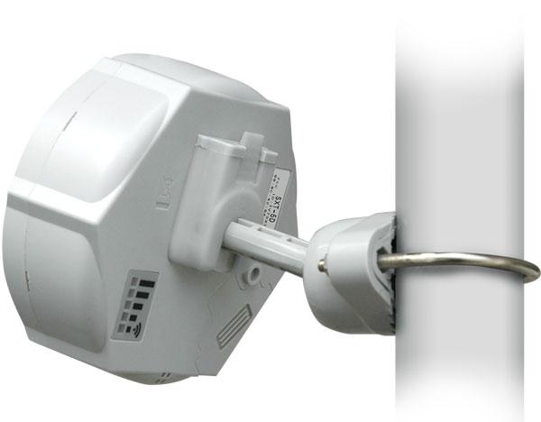 NanoBracket SXT - držiak pre RouterBoard SXT na stenu alebo konzolu