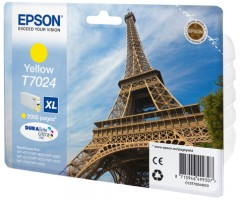 Epson atrament WP4000/4500 series yellow XL