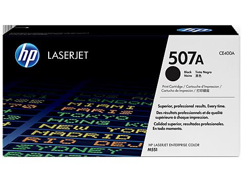 HP Čierny Toner pre HP LaserJet M551 - 507A /5500 str/