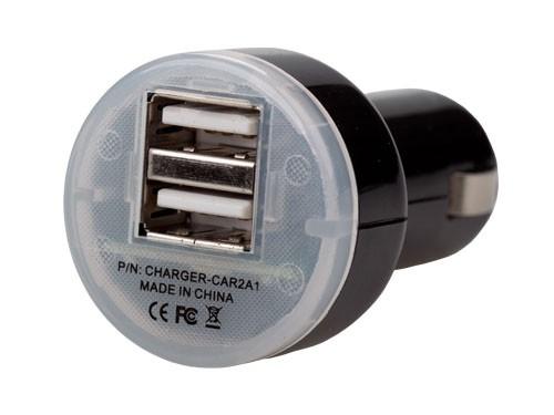 i-tec USB High Power Car Charger 2.1A (iPAD ready)