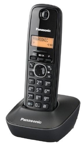 Panasonic KX-TG1611FXH telefon bezsnurovy DECT / 1x