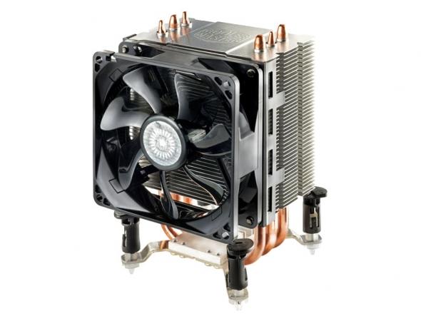 Coolermaster Hyper TX3 EVO, chladič CPU, silent soc.1366/1156/1155/1150/1151/775/FM2+/FM2/FM1/AM3+/AM3/AM2+/AM2