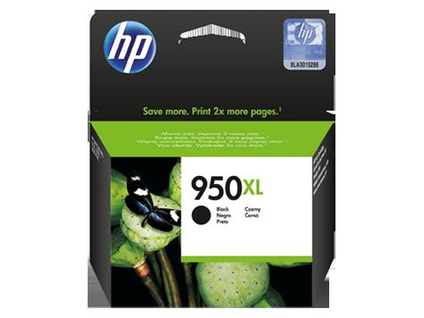 HP náplň č. 950XL čierna (2.300str)