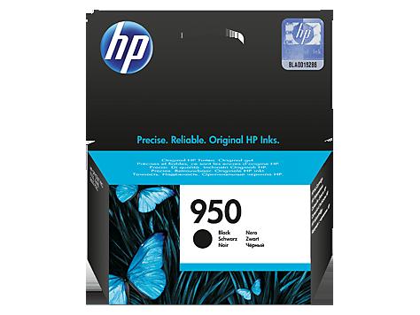 HP náplň č. 950 čierna