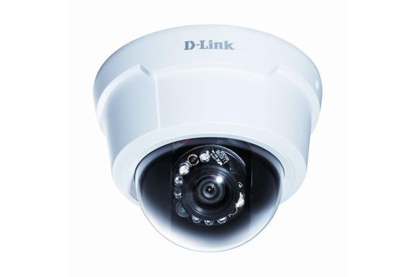 D-Link DCS-6113 sietova IP kamera stropna, Full HD, IR, 3G, H.264, PoE