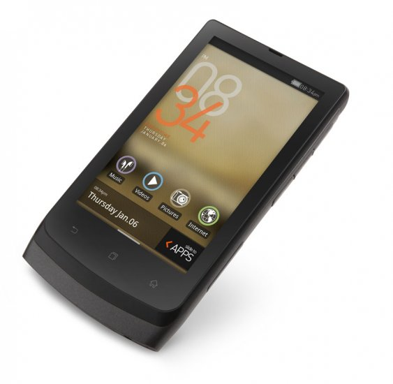 COWON D3 8GB MP4 prehravac Black, 3,7