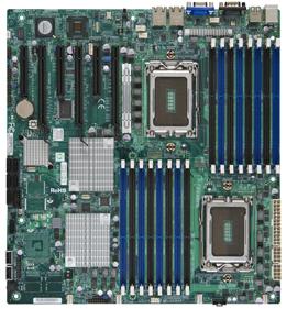 Supermicro motherboard H8DGi-F