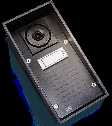 2N Helios IP Force 1 tlačítko + kamera (reproduktor 10W)