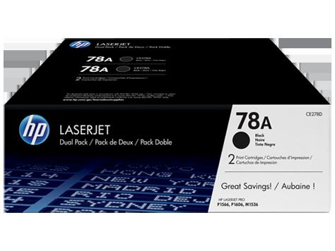HP toner čierny pre Laser Jet Pro P1566/P1606dn Dual Pack
