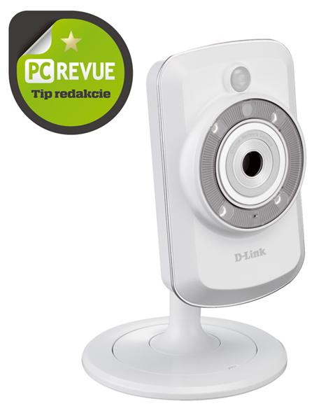 D-Link DCS-942L Wireless N Home IP Camera, H.264, WPS, IR, Micro SD w/ myDlink