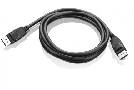 Lenovo DisplayPort to DisplayPort Monitor Cable (DP - DP)